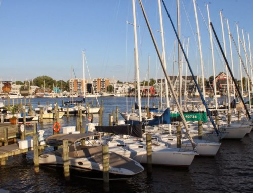 Annapolis Fire Department Provides Sailing Safety Tips