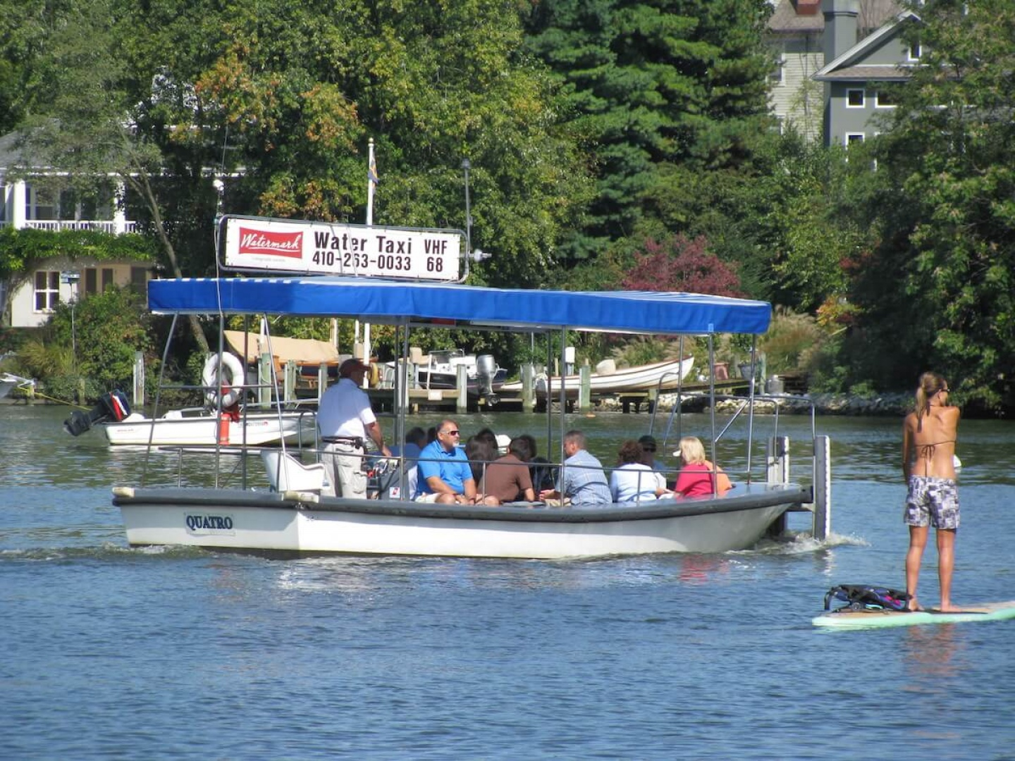 Daily Water Taxi Service Begins In Annapolis Annapolis Com